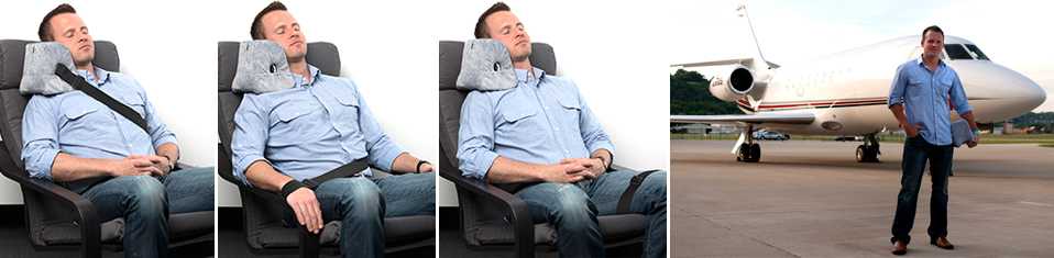 Travel Pillow Usage Options